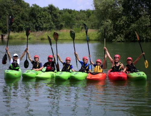 Scuola di canoa Free Flow – Presentazione