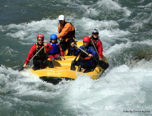 "Discesa rafting ""action"""