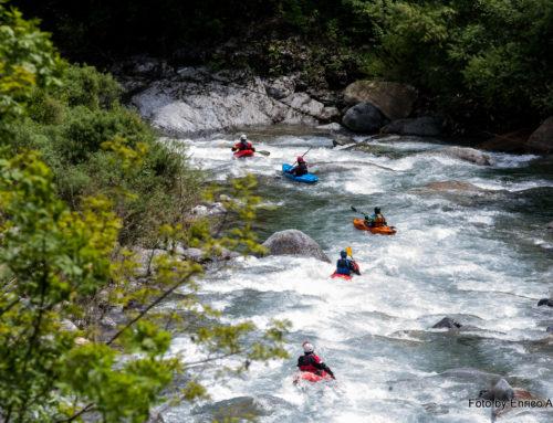 ATTIVITA' FLUVIALI – Kayak, Rafting, Canyoning